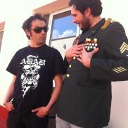 Io e Massimo Conti, Esperimento Deserto (2014-2018)