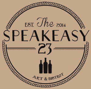 Logo Speakeasy