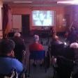 In RSA guardando il documentario di Franco Zeffirelli